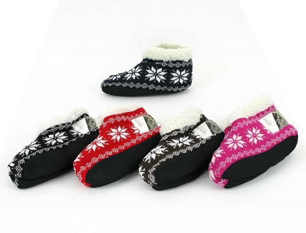 damen haussocken hausschuhe winter schuhe weihnachts socken socks gr 35 41 auf. Black Bedroom Furniture Sets. Home Design Ideas