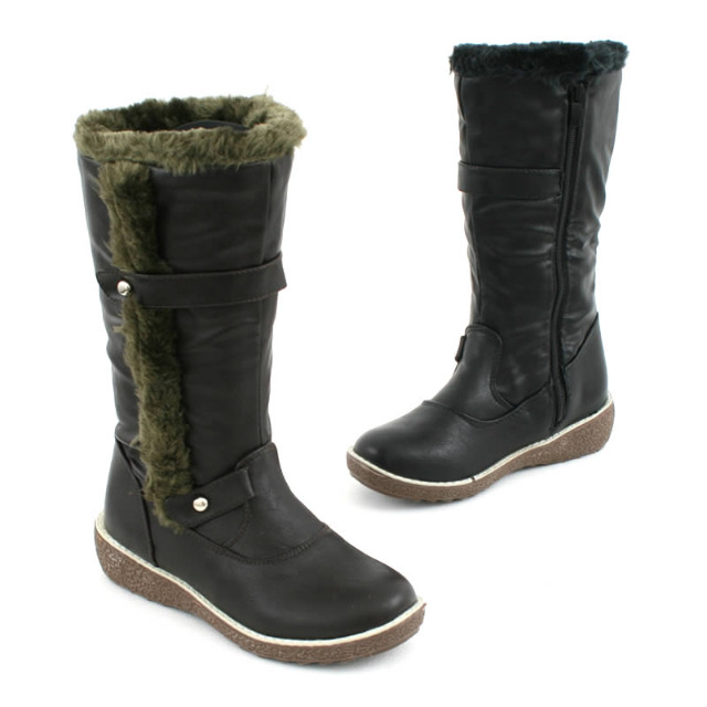 new product 82e5d f15f6 Mädchen Fell Stiefel Schuhe Gr. 33-38 je 10,50 EUR auf ...