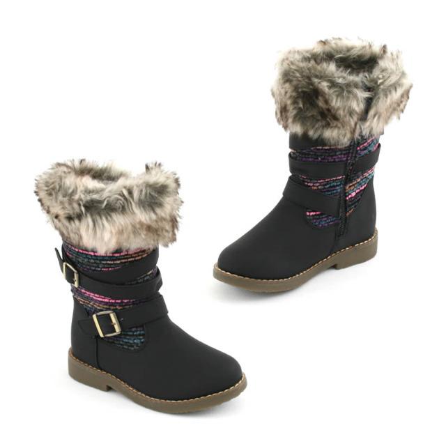 promo code 557b6 eccc2 Mädchen Fell Stiefel Schuhe Gr. 24-29 je 10,50 EUR auf ...