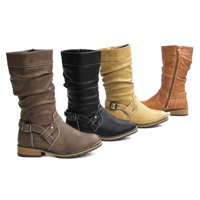 reputable site db2a0 9ac5b Kinder Mädchen Stiefel Schuhe Boots Gr. 27-32 auf grosshandel.eu