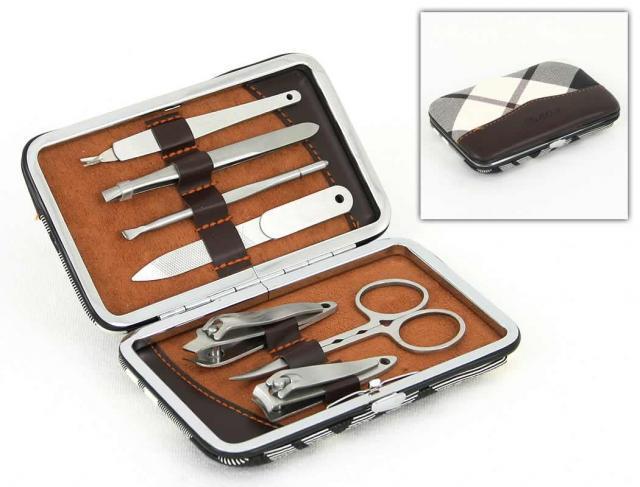 30 X Maniku00fcre Manicure Sets Etui 7 Teilig Nagelpflege Set Nagel Schere Nagelclip Nur 790 Euro ...
