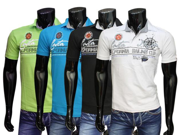 Shirts aus weichem Material und in super Qualität, Größen 2XL - 5XL