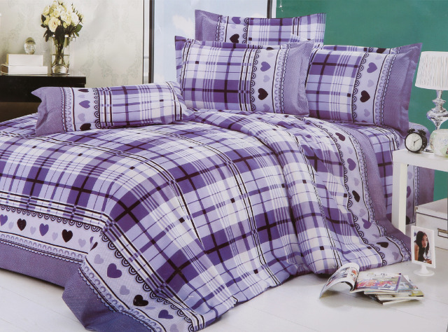 bettw sche set bett bezug kissen decke plumeau pl mo 1x155x220 1x80x80 nur 6 09 eur auf. Black Bedroom Furniture Sets. Home Design Ideas