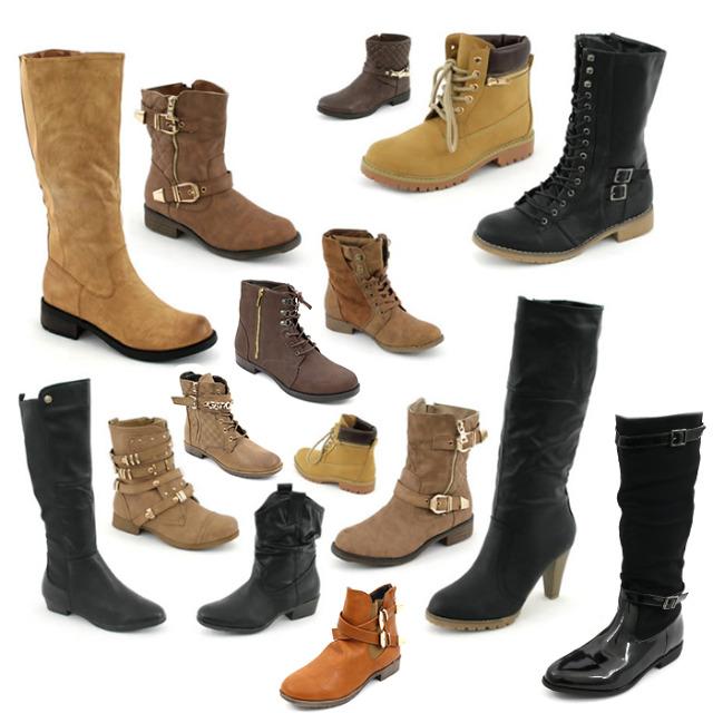 huge selection of 8b026 c2cb7 Damen Herbst Winter Frühjahr Stiefel Schuhe auf grosshandel.eu