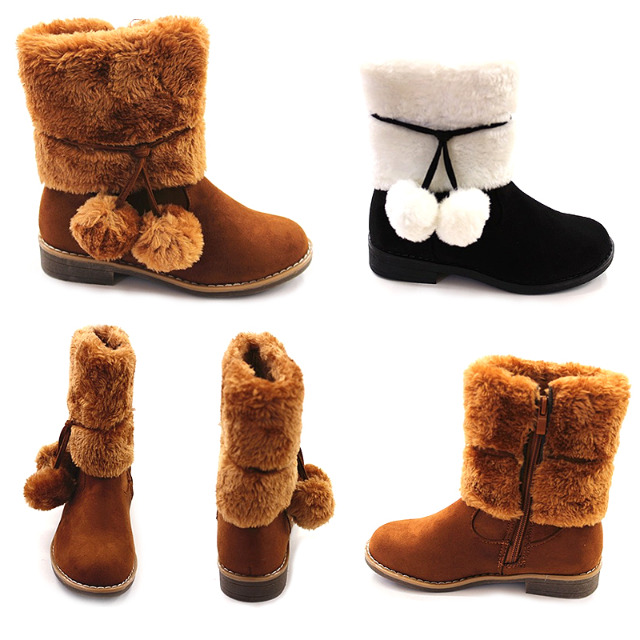 f11a2735a6c4 Herbst Winter Fell Stiefel Boots Schuhe Gr. 31-36 je 11,75 EUR auf ...