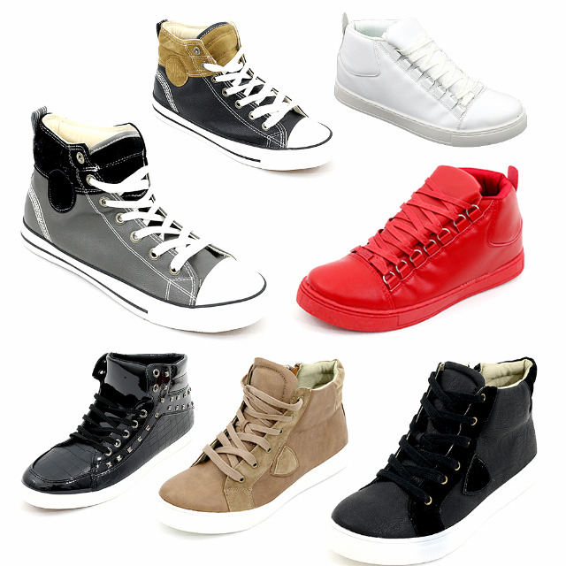 herren winter schuhe sneaker boots auf. Black Bedroom Furniture Sets. Home Design Ideas