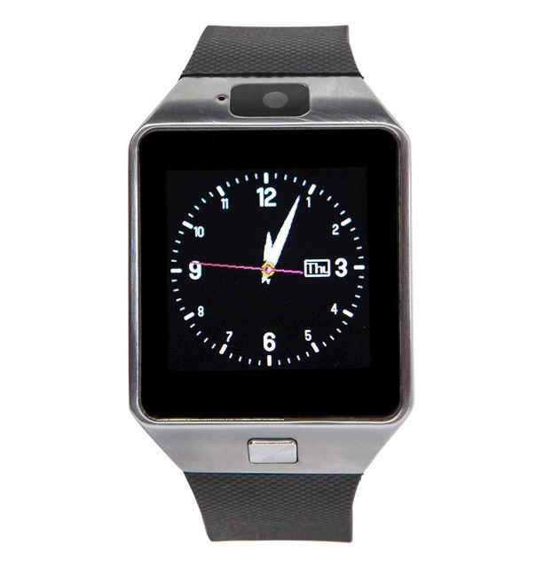 goclever chronos connect 2 smartwatch fitness uhr mit slot. Black Bedroom Furniture Sets. Home Design Ideas