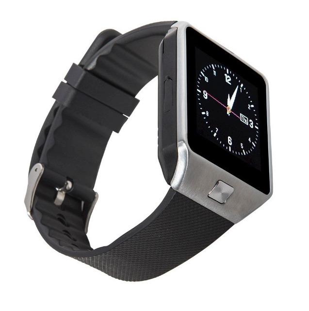 Handy Uhr Mit Sim Karte.Goclever Chronos Connect 2 Smartwatch Fitness Uhr Mit Slot Für Sim