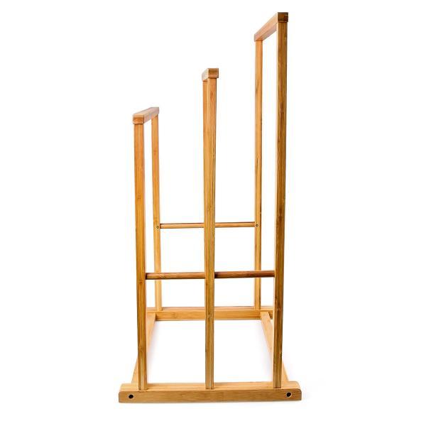 Bambus Handtuchhalter 3 fach auf grosshandel