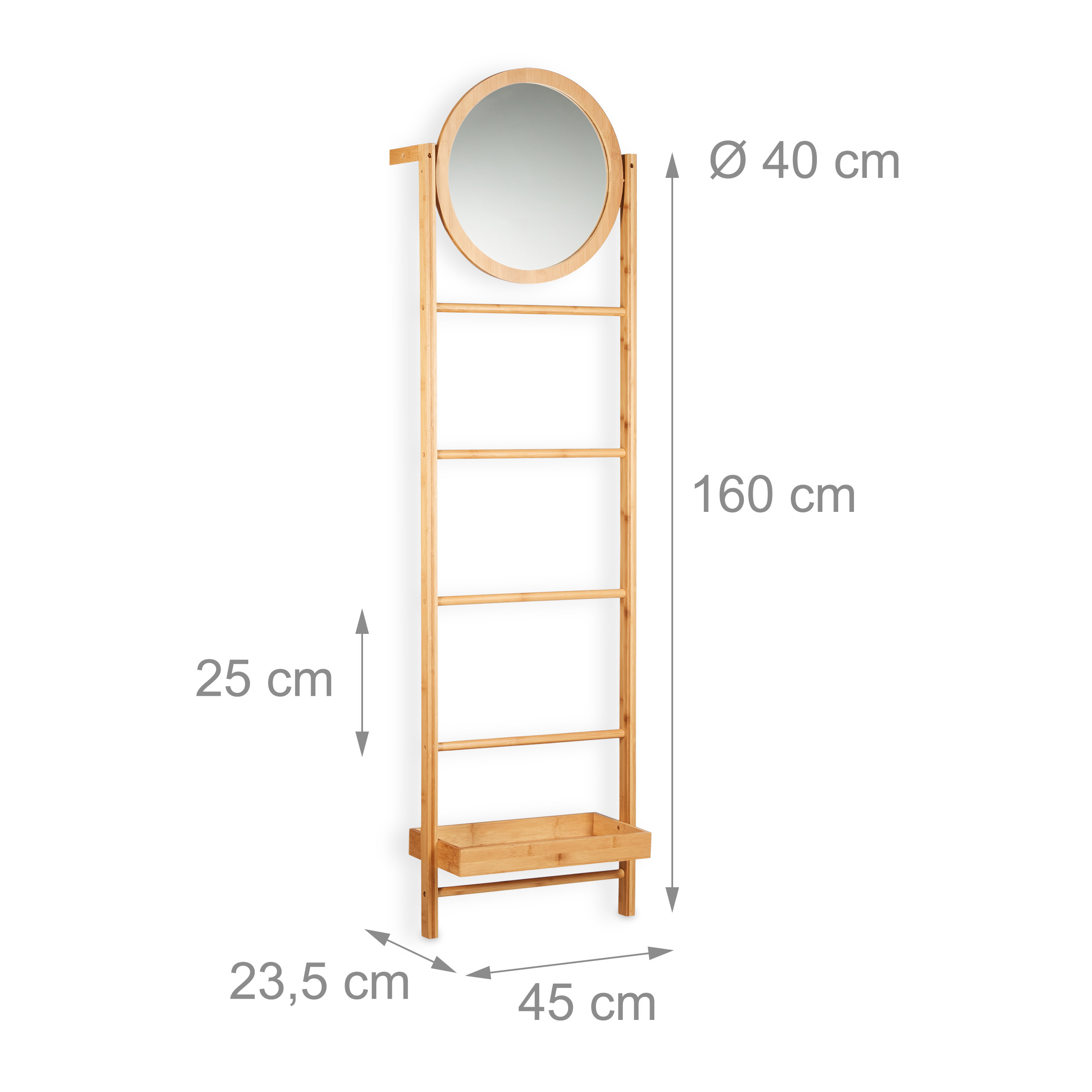 Bambus Handtuchhalter Spiegel Und Ablage Auf Grosshandel Eu